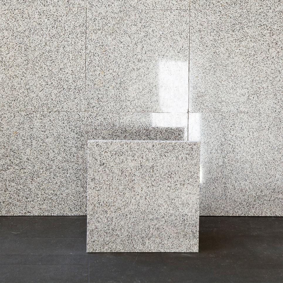 Granit Grå polerad 31x31 cm