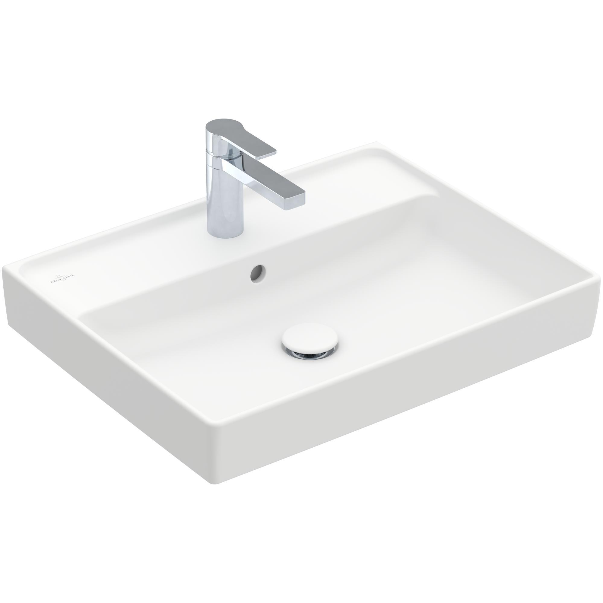 Tvättställ Villeroy & Boch Collaro Väggmonterat