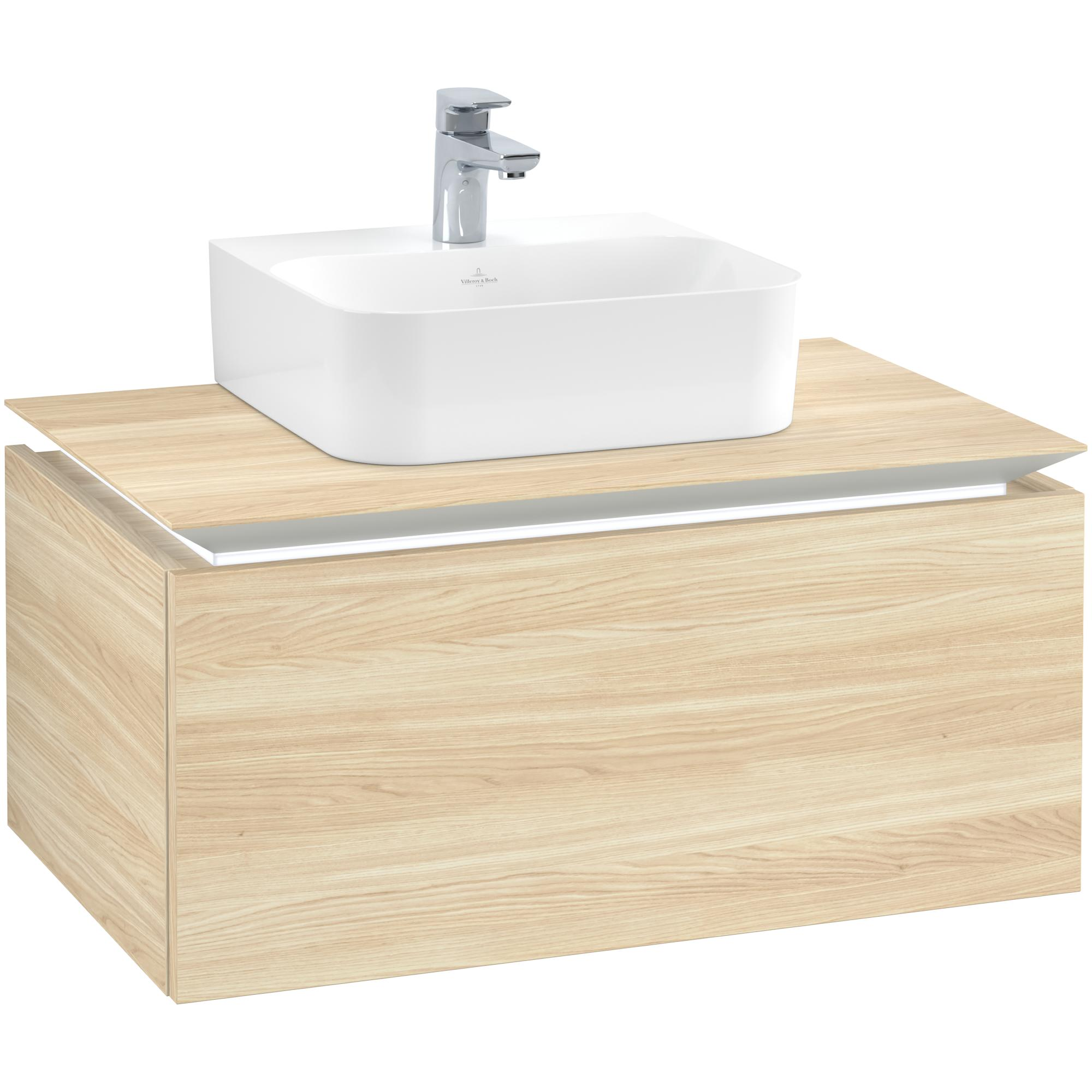 Tvättställsskåp Villeroy & Boch Legato Kompakt 800 med 1 Låda för Tvättställ från Finion