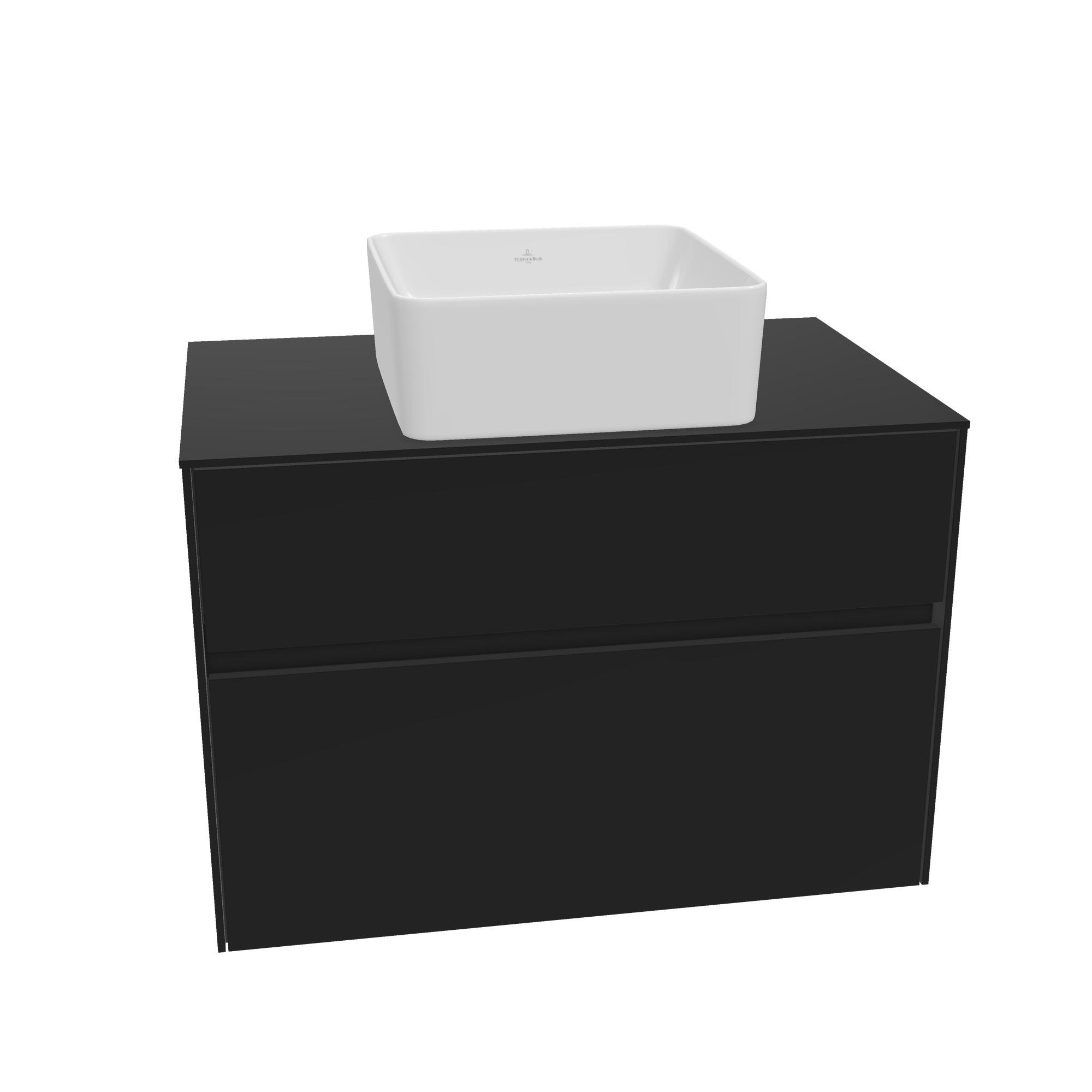 Tvättställsskåp Villeroy & Boch Collaro med 2 Lådor för Fristående Tvättställ