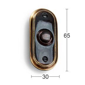 Ringeklokke Habo 541