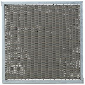 Skjermmodul PLUS Cubic Kunstrotting 90x90 cm