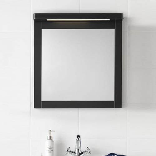 Spegel Hafa Hampton Antracitgrå