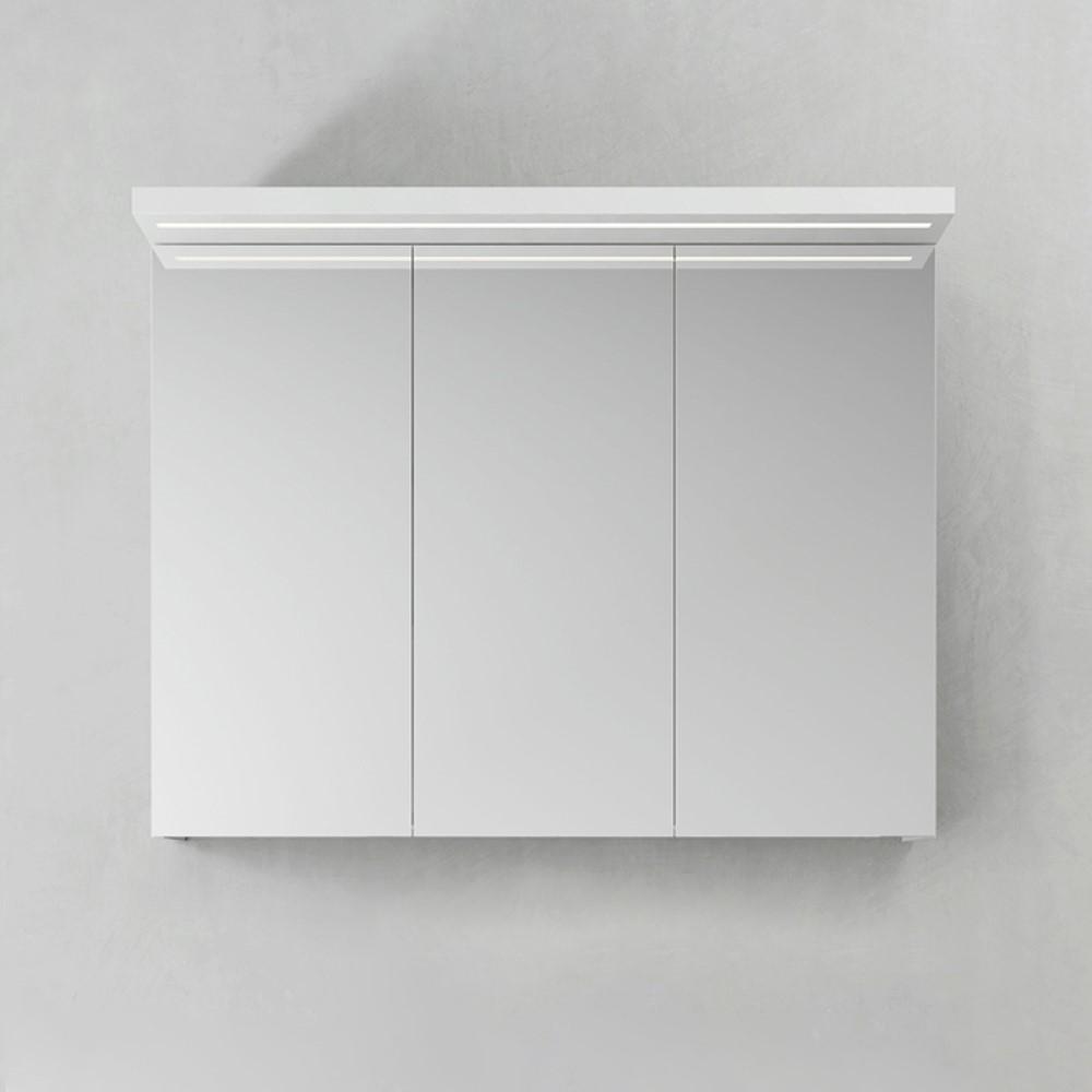 Spegelskåp Hafa Store LED-Profil