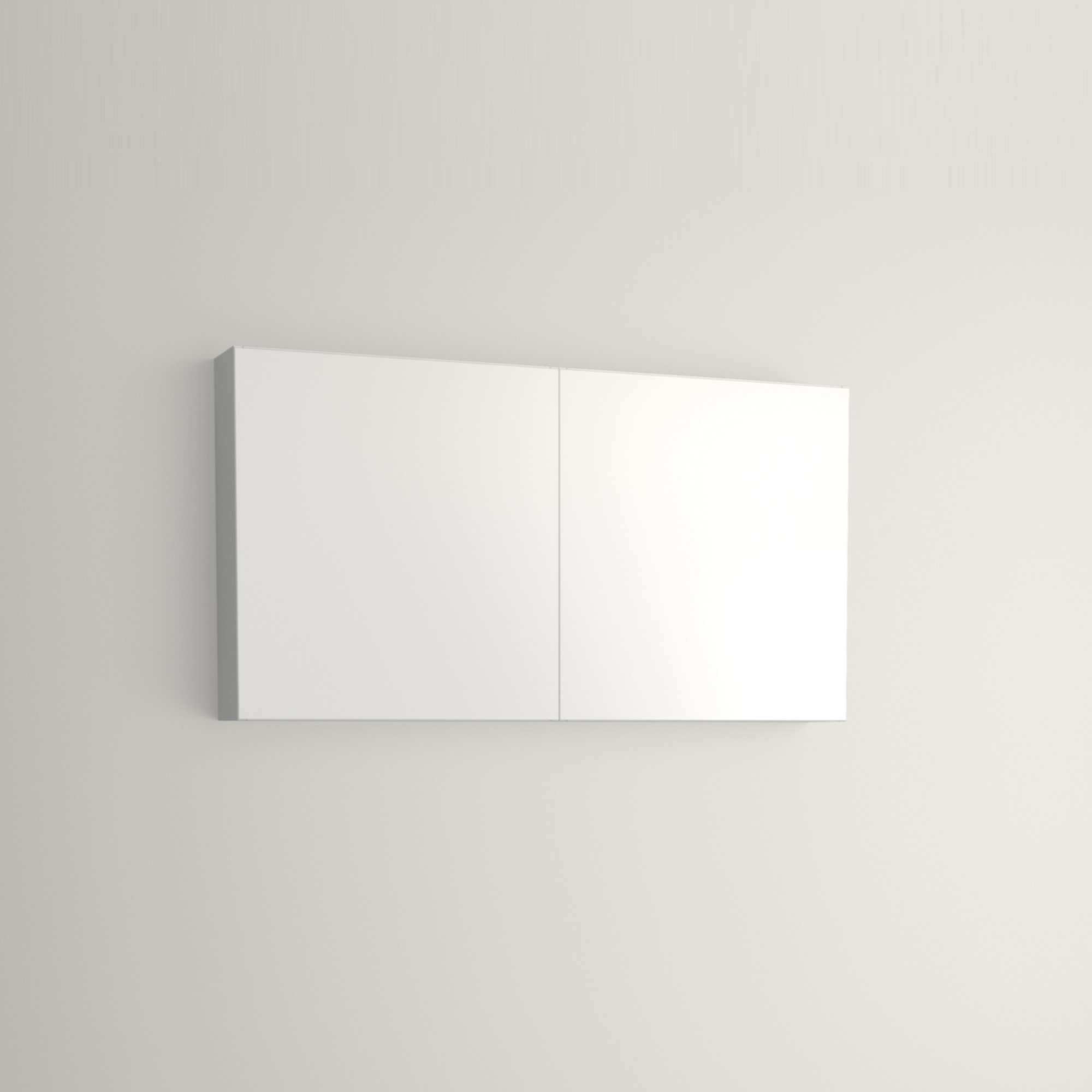 Spegelskåp Vedum Free/Mezzo Plus med LED-belysning