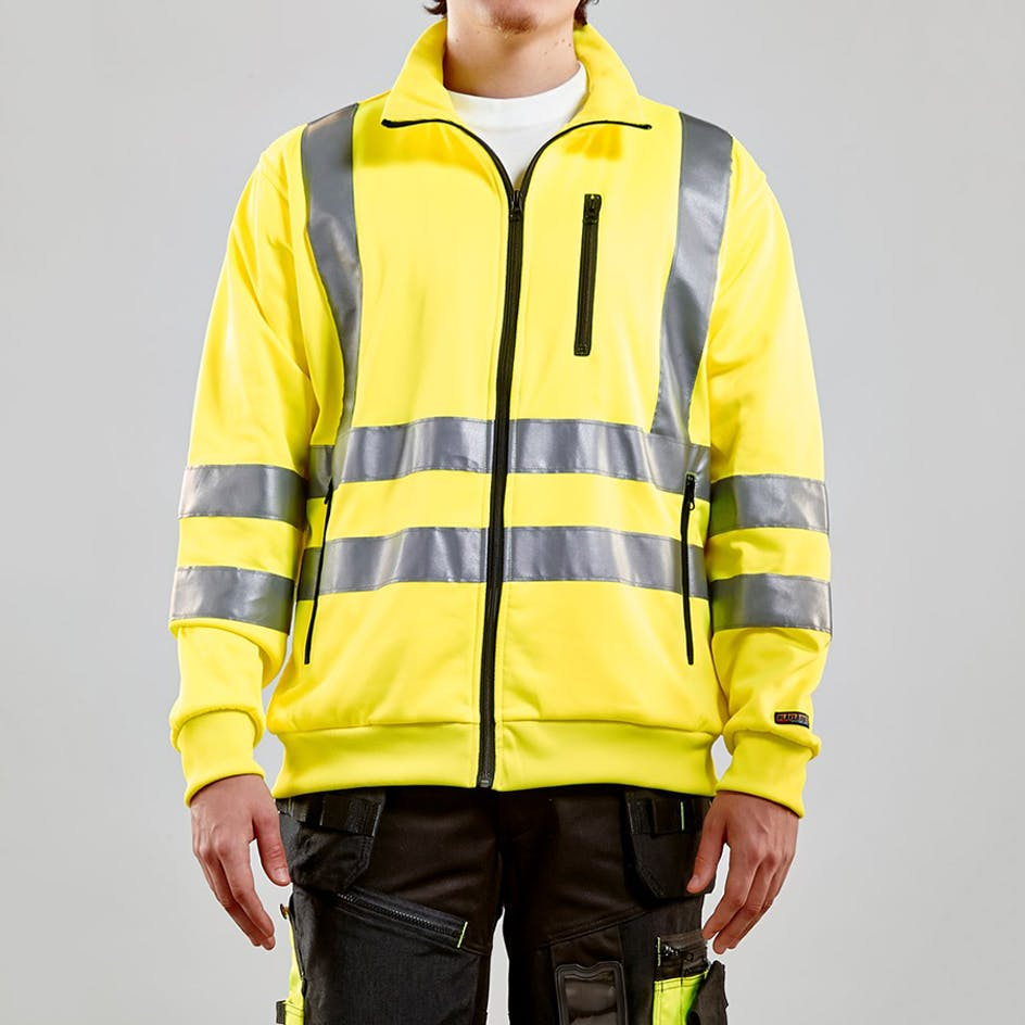 Sweatshirt-jacka Varsel Blåkläder 3358 - 335819743300XXL hos Golvshop.se 93b1d1812dc8e