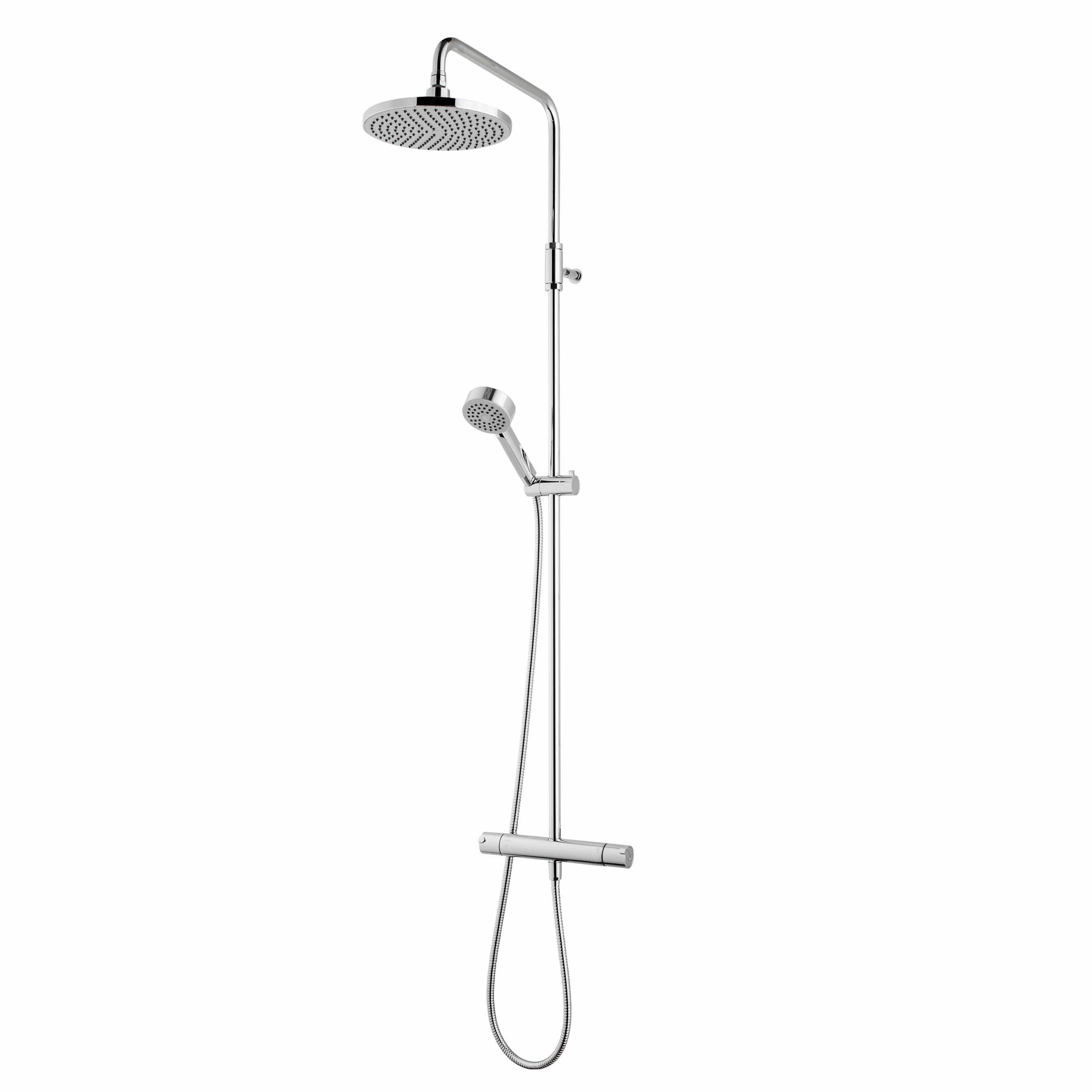 Takduschset Mora Rexx Shower System Kit