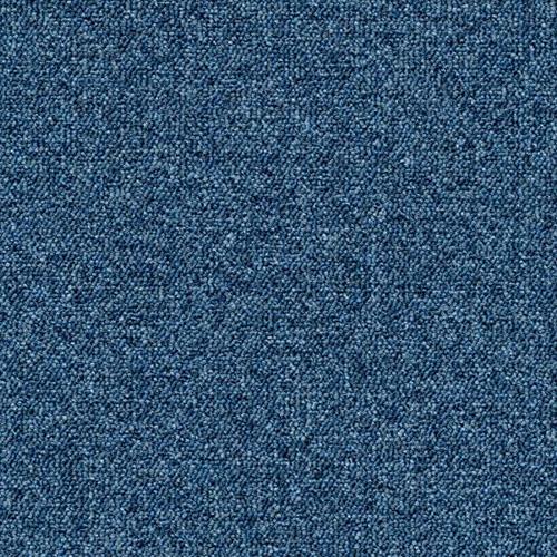 Textilplatta Forbo Tessera Basis Mid Blue