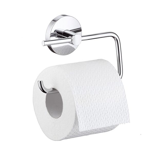 Toalettpappershållare Hansgrohe Logis utan Lock
