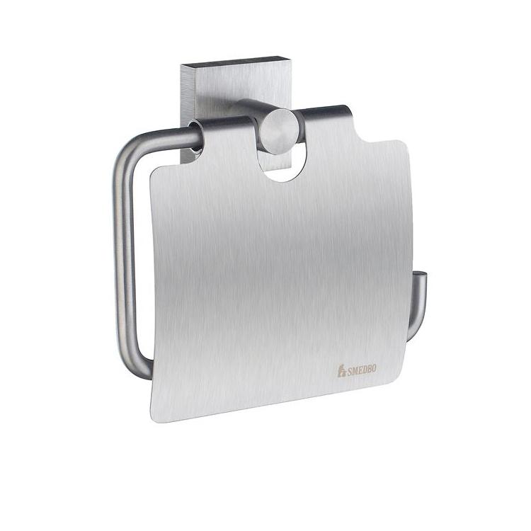 Toalettpappershållare Smedbo House RS3414 Krom