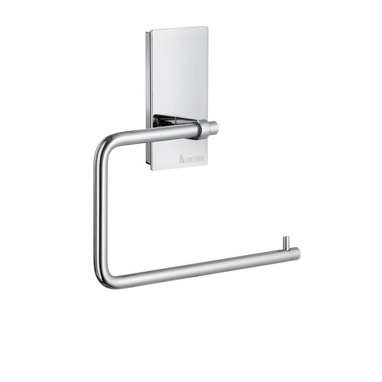 Toalettpappershållare Smedbo Pool ZK341 Krom