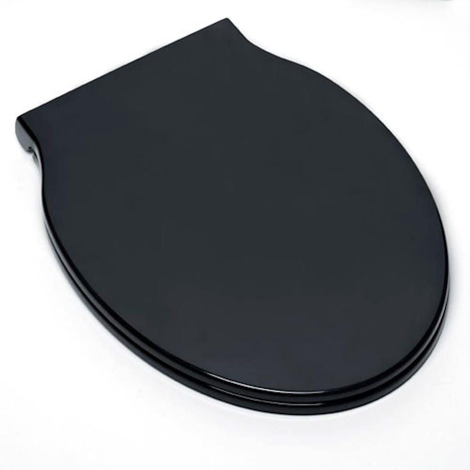 Omtyckta Toalettsits Hafa Relax U Design Svart 1273316 GX-98