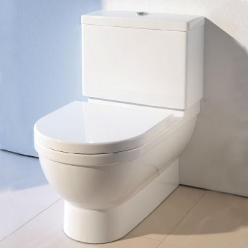 Toalettstol Duravit Starck 3 Vario Mjukstängande Lock