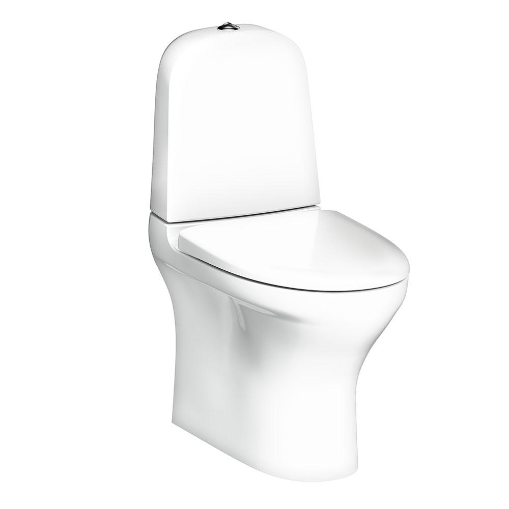 Toalettstol Gustavsberg Estetic 8300 Hygienic Flush