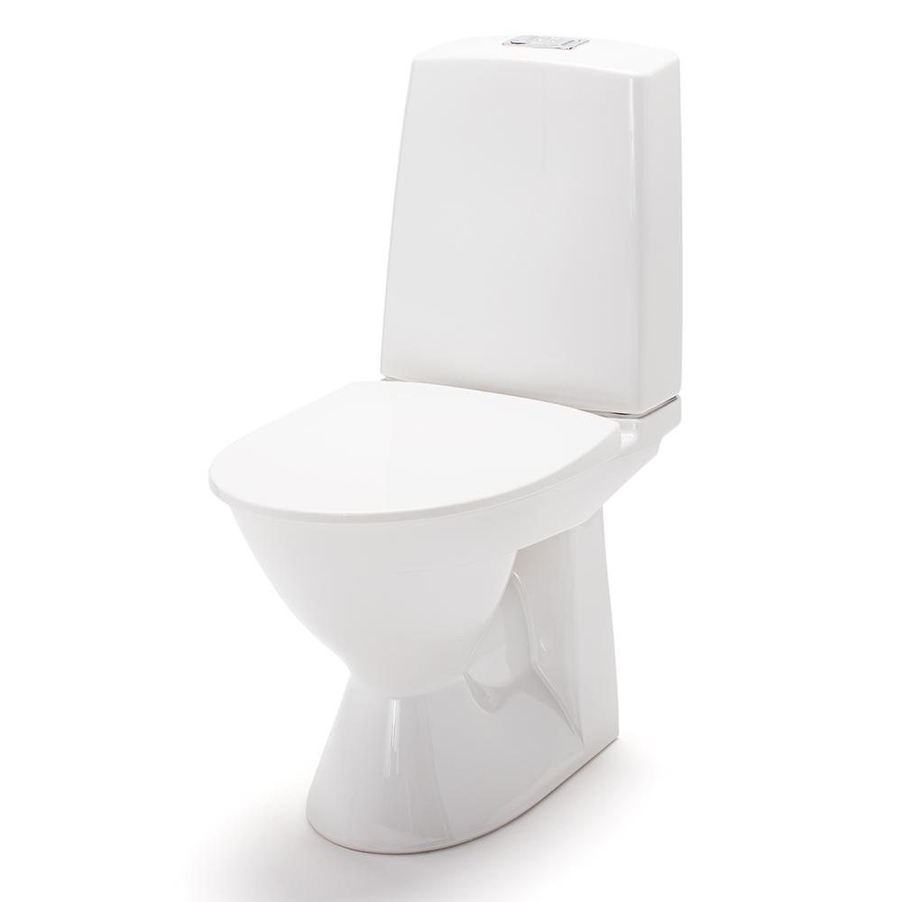 Toalettstol IDO Glow Rimfree 60