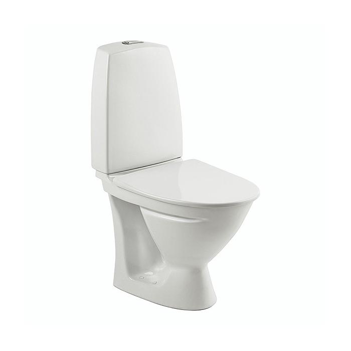 Toalettstol Ifö Sign 6832 Kort Modell