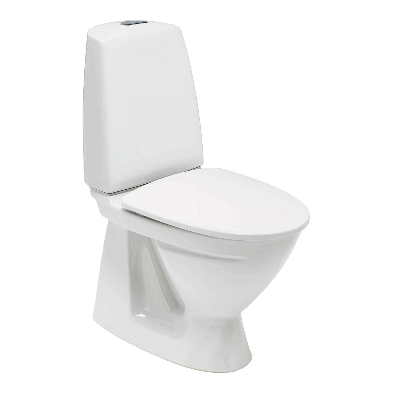 Toalettstol Ifö Sign 6860 för Limning