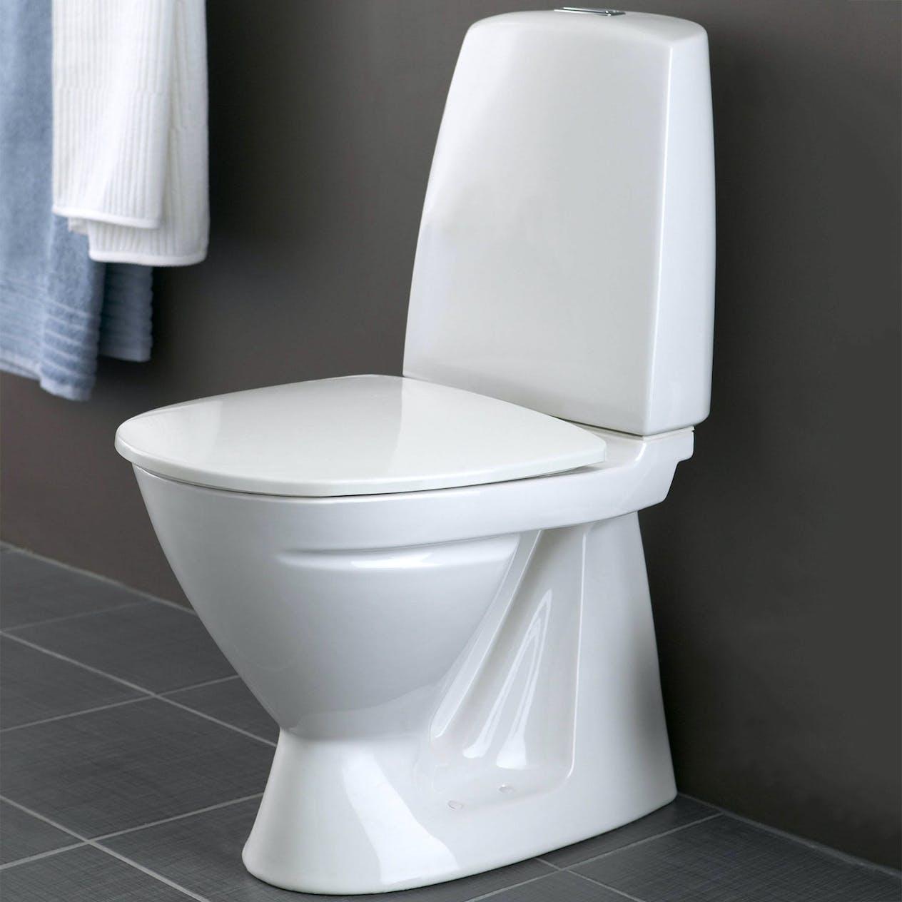 Moderne Toalettstol Ifö Sign 6860 - 686006511 - lindstromsbad.se CU41