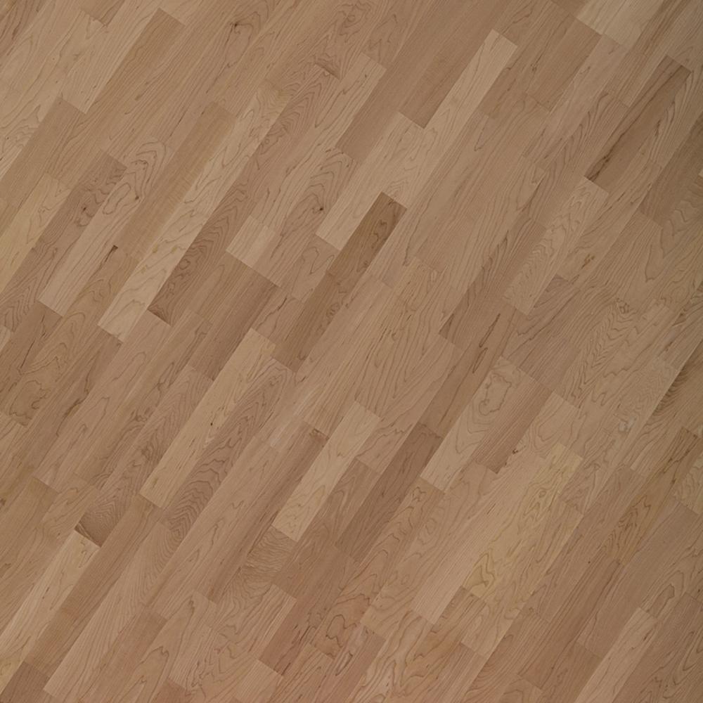 Trägolv Nordic Floor Lönn Natur 3-stav Sidenmatt