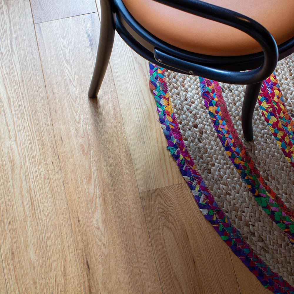 Trägolv Nordic Floor Villa Ek Mattlack 1-stav