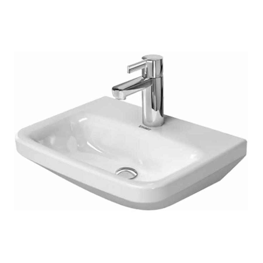 Tvättställ Duravit DuraStyle 070845
