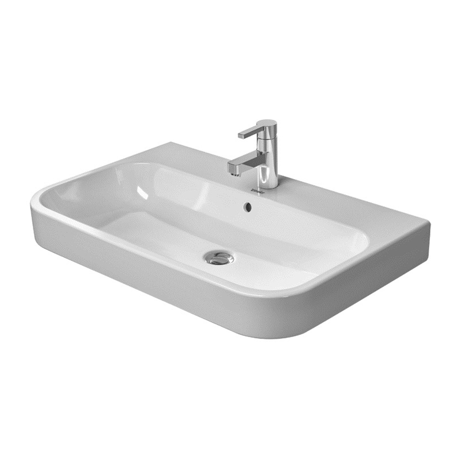 Tvättställ Duravit Happy D2 2318
