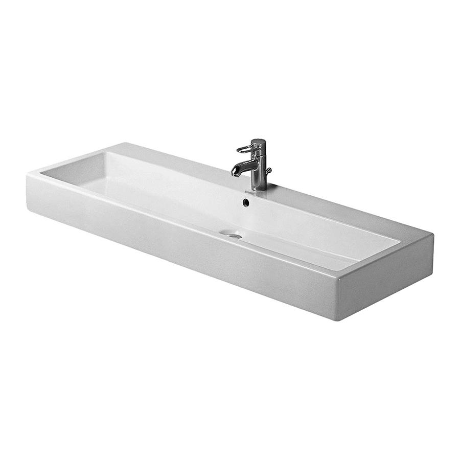 Tvättställ Duravit Vero 0454