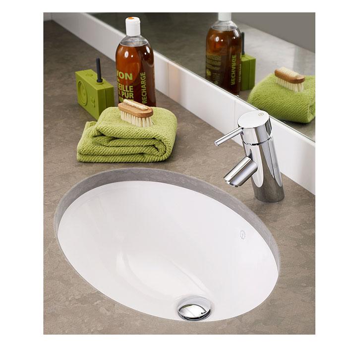 Tvättställ Gustavsberg 6147-98 för Undermontering