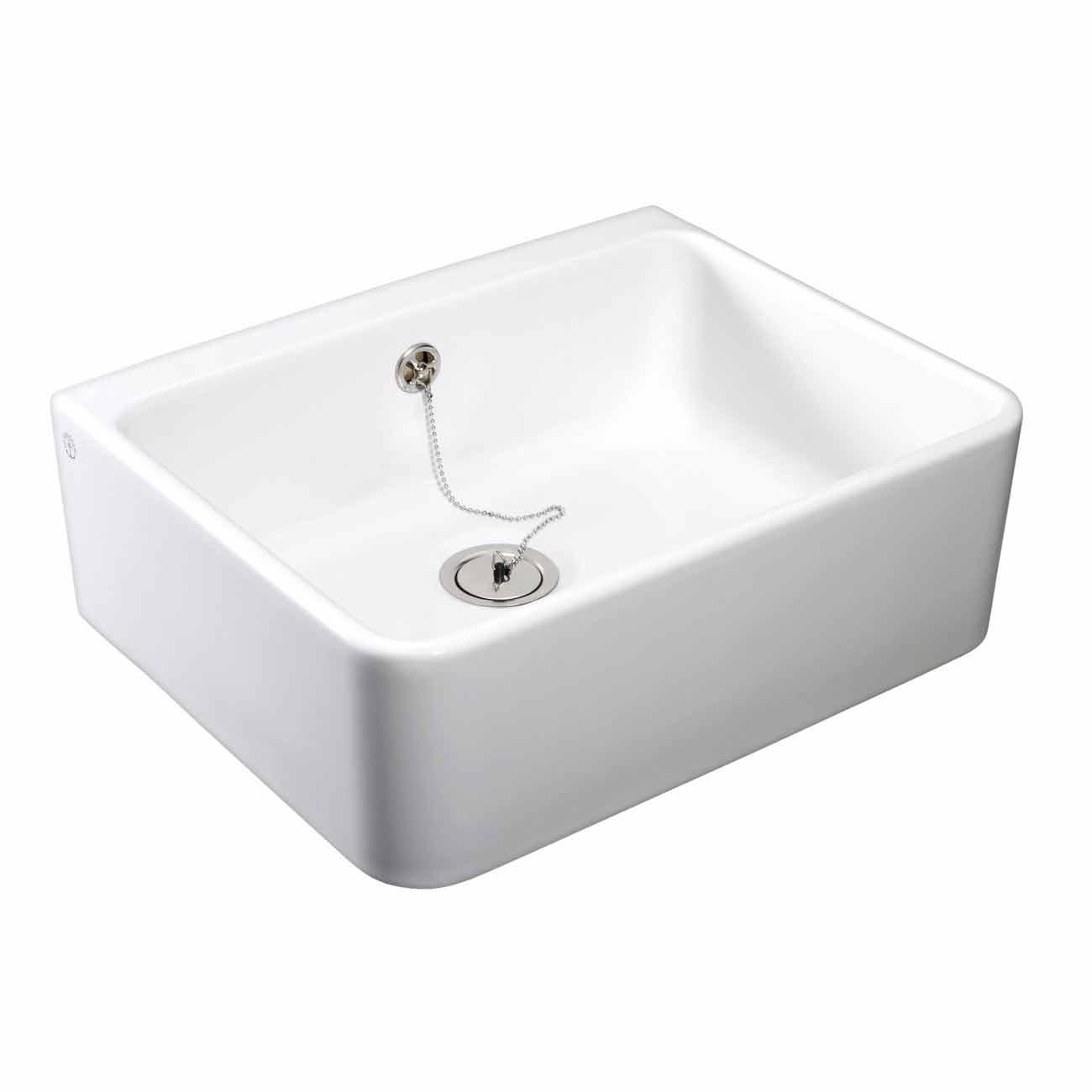 Tvättställ Gustavsberg 6321-99 50 cm