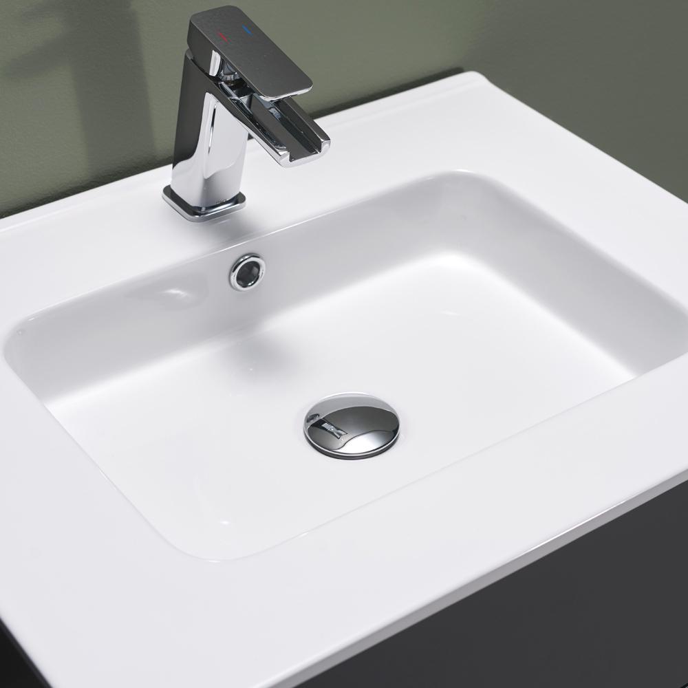 Tvättställ Hafa Rundad Ho