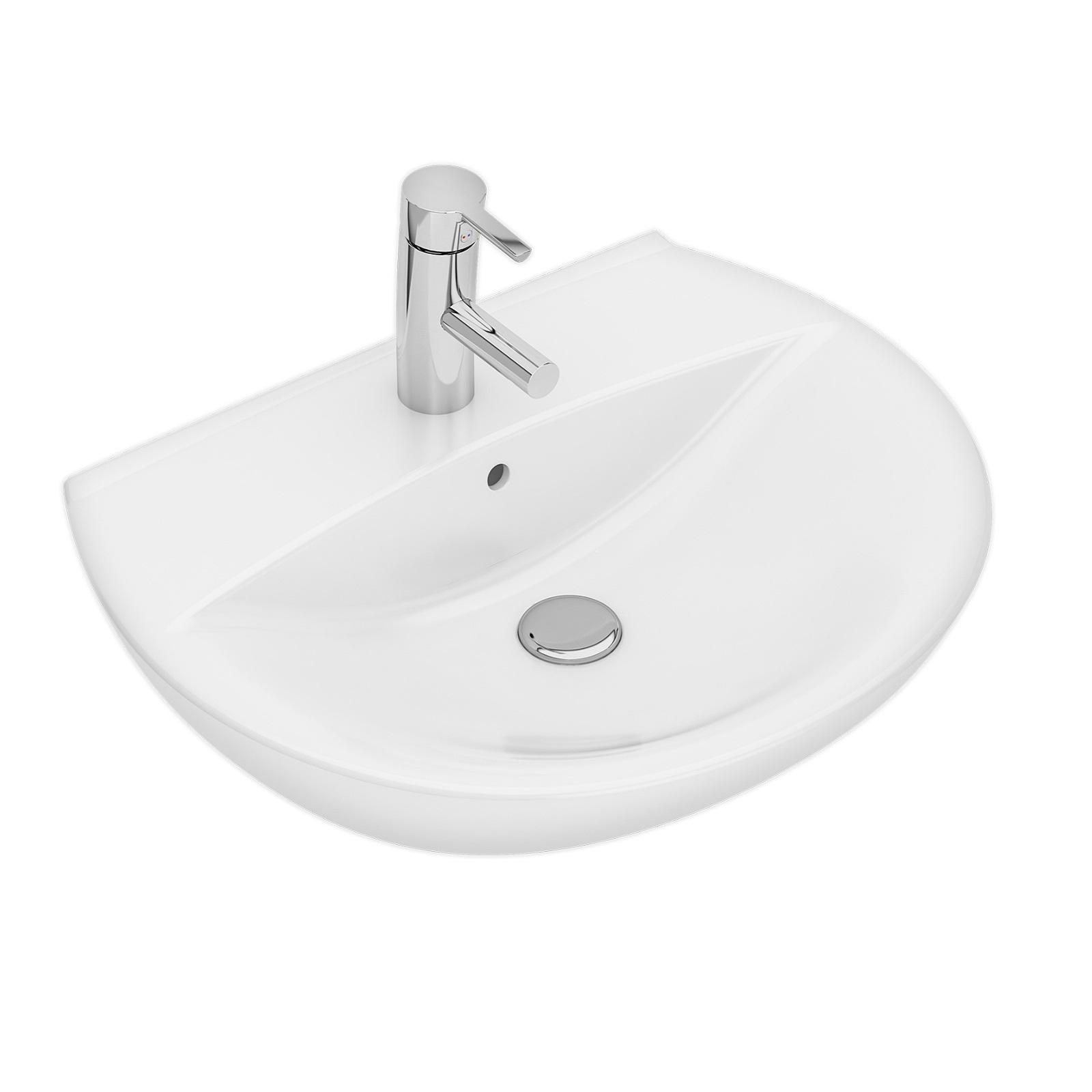 Tvättställ Ifö Spira 15162 60 cm