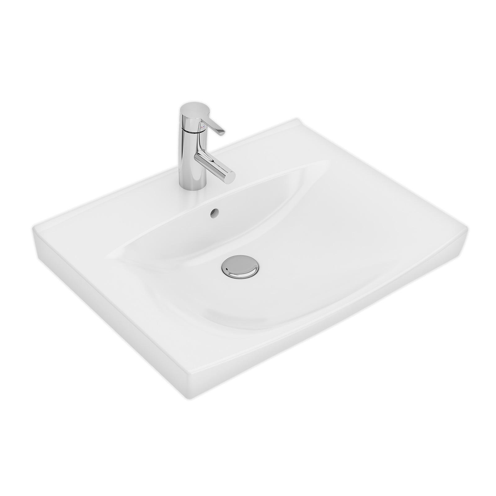 Tvättställ Ifö Spira 15242 60 cm