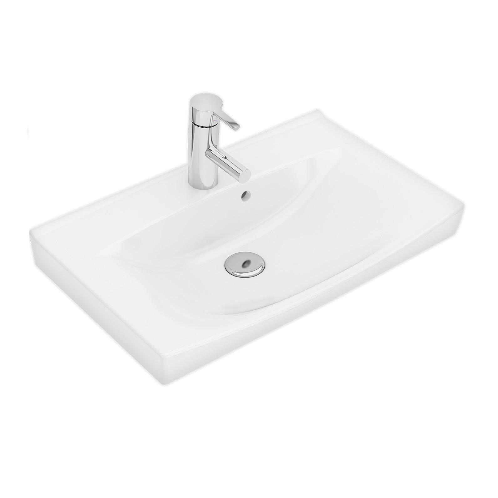 Tvättställ Ifö Spira Compact 15342 60 cm