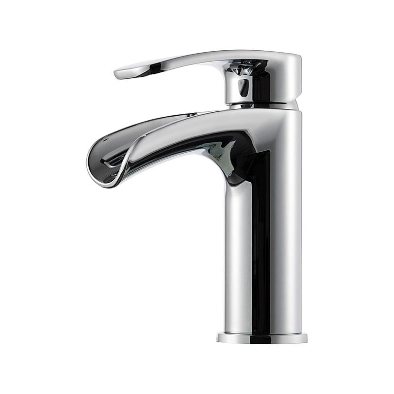 Tvättställsblandare Tapwell EVO 070 Waterfall Krom