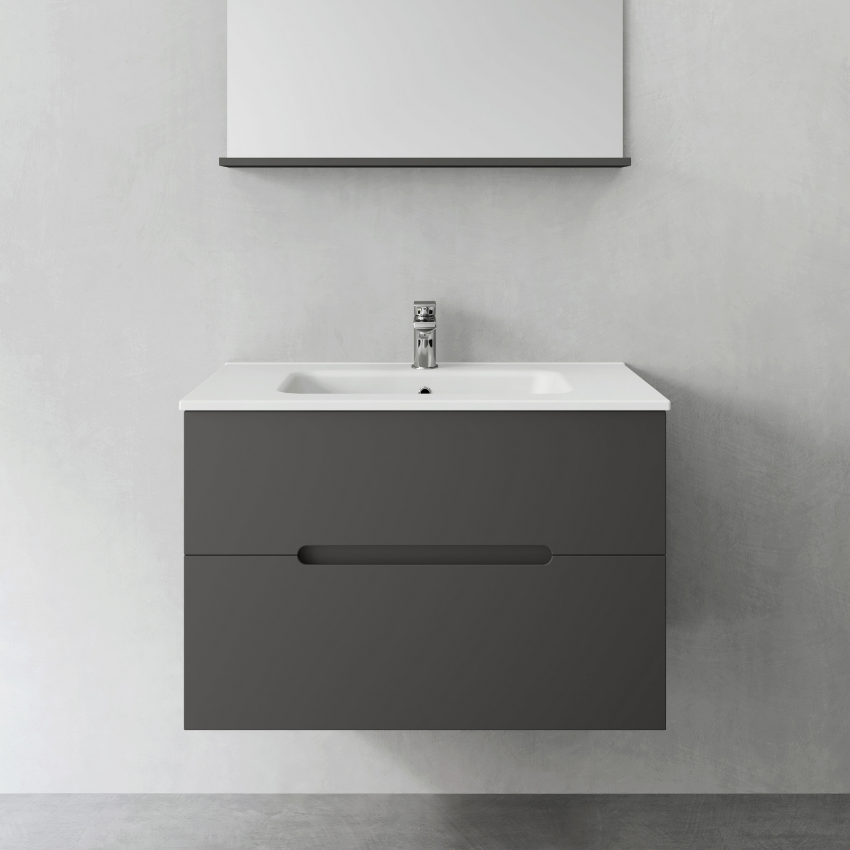 Tvättställsskåp Hafa Compact Sun utan Tvättställ