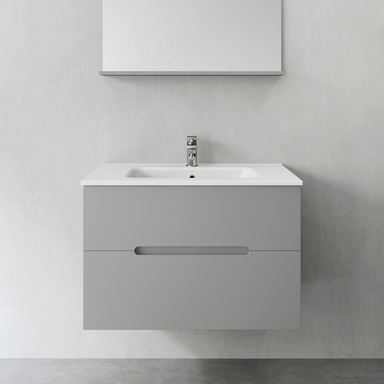 Tvättställsskåp Hafa Sun utan Tvättställ