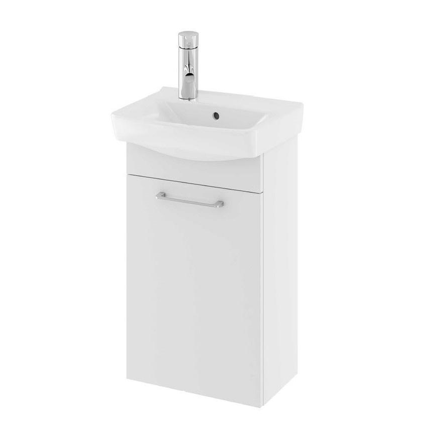 Tvättställsskåp Ifö Spira 400