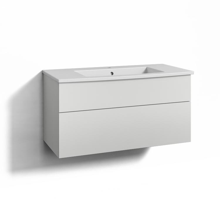 Tvättställsskåp Svedbergs Forma 100