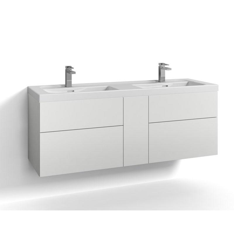 Tvättställsskåp Svedbergs Forma 140
