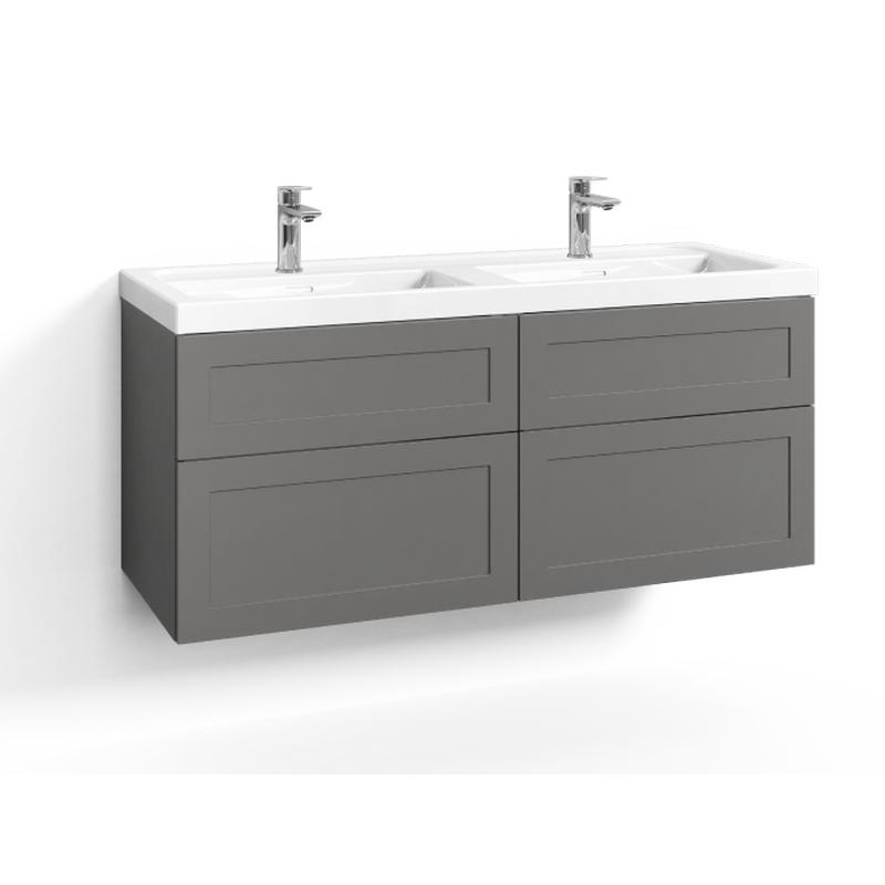 Tvättställsskåp Svedbergs Stil Dubbel