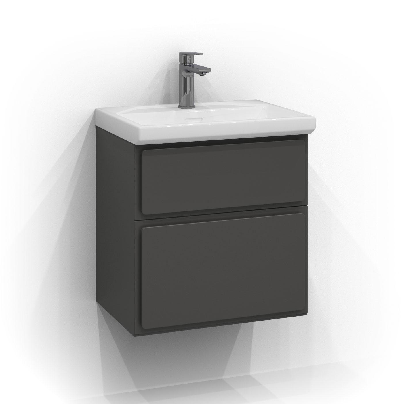 Tvättställsskåp Svedbergs Forma 50