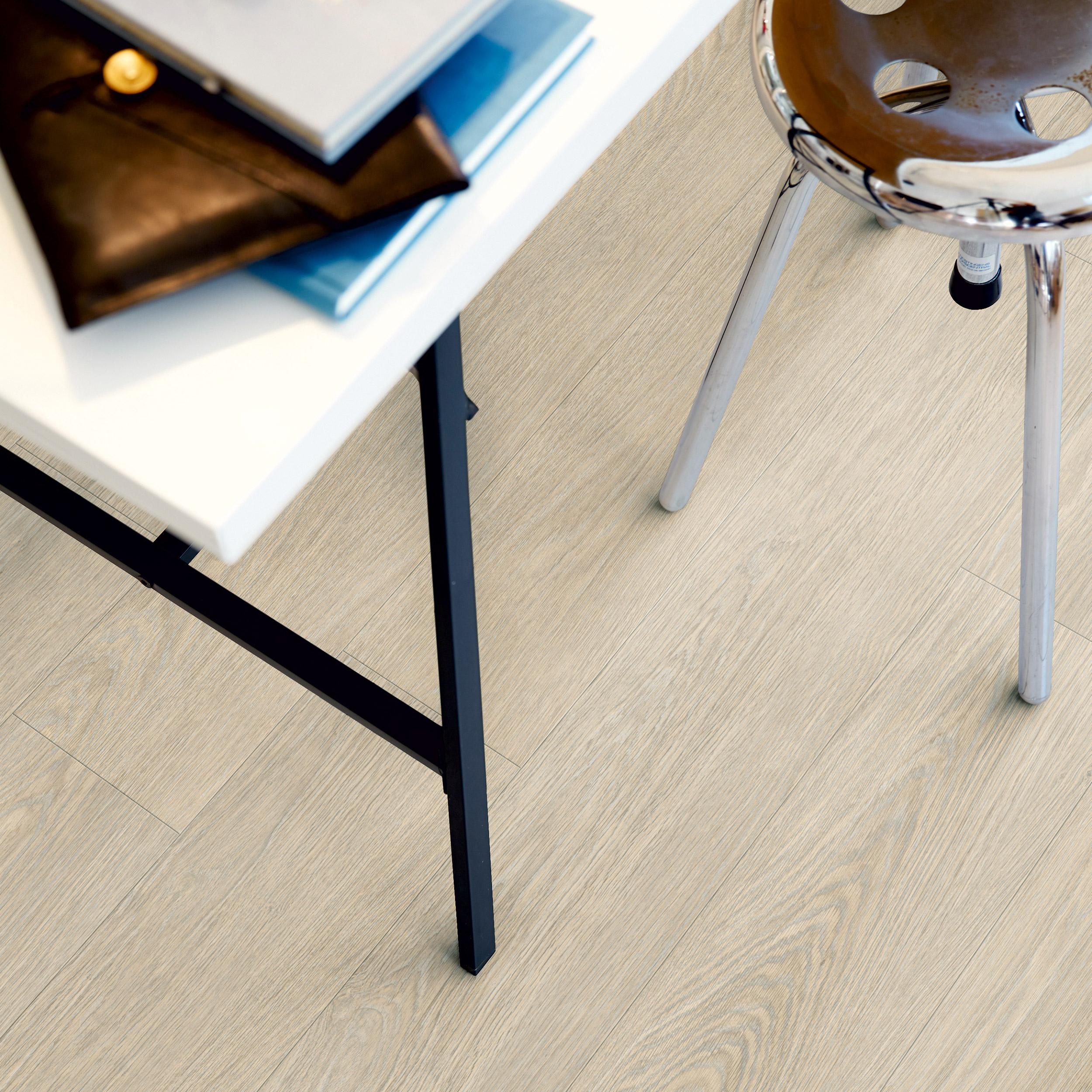 Vinylgolv Pergo Rigid Click Classic Plank Ecru Mansion Oak