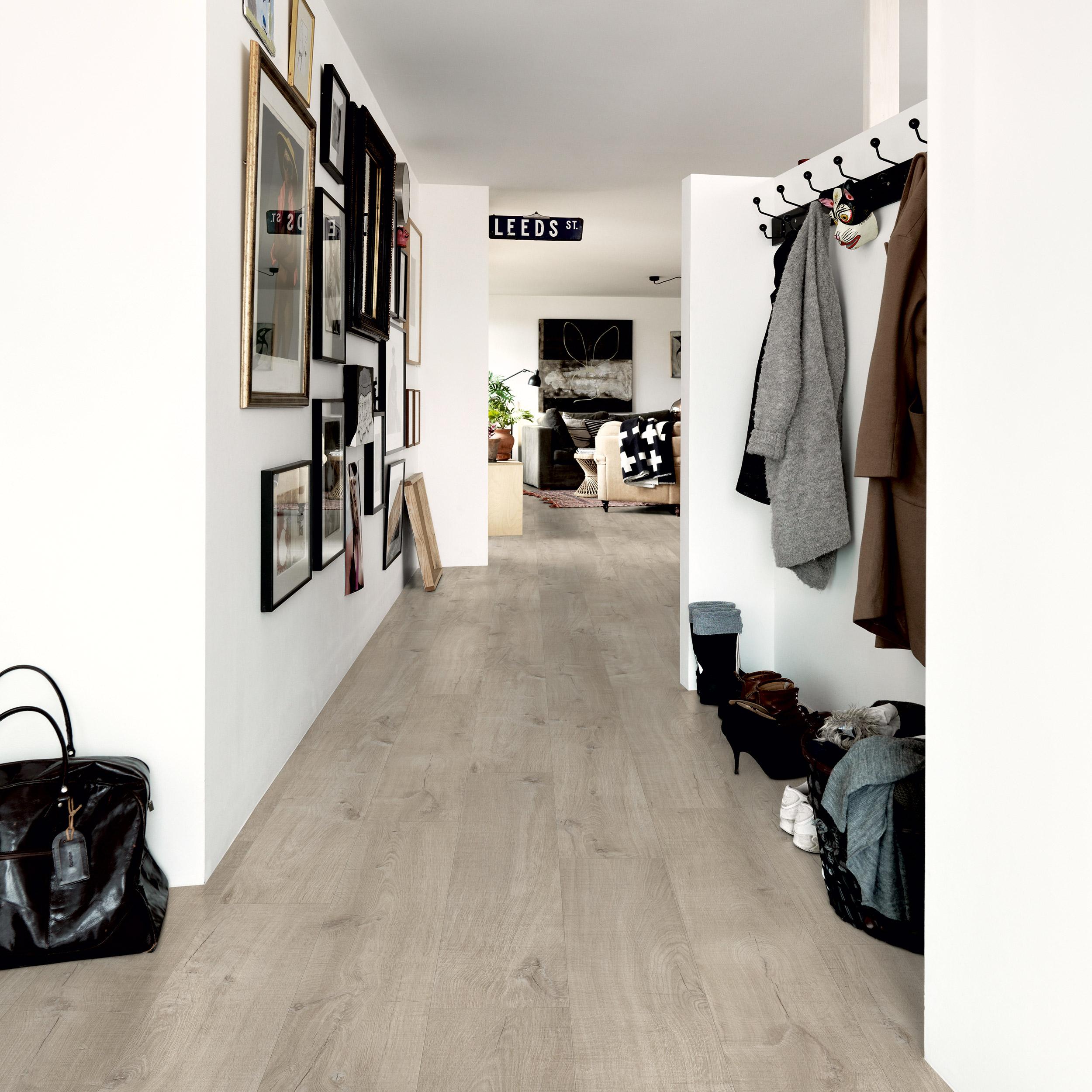 Vinylgolv Pergo Rigid Click Modern Plank Seaside Oak