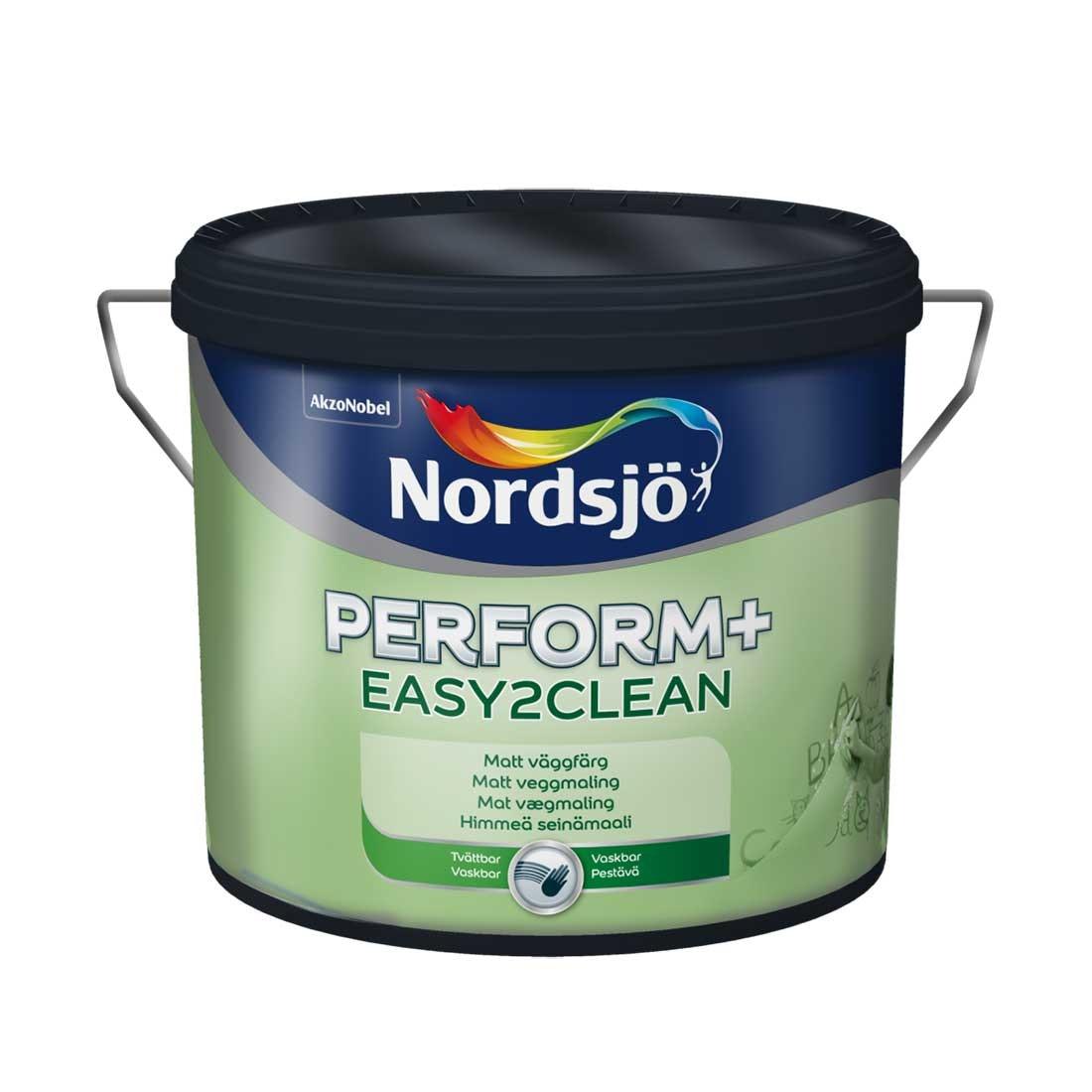 nordsjö färg pris