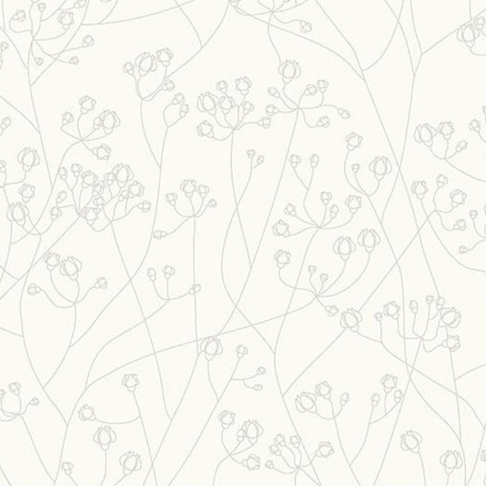 Våtrumsbård Forbo TermaLife Bloom IvoryMetal
