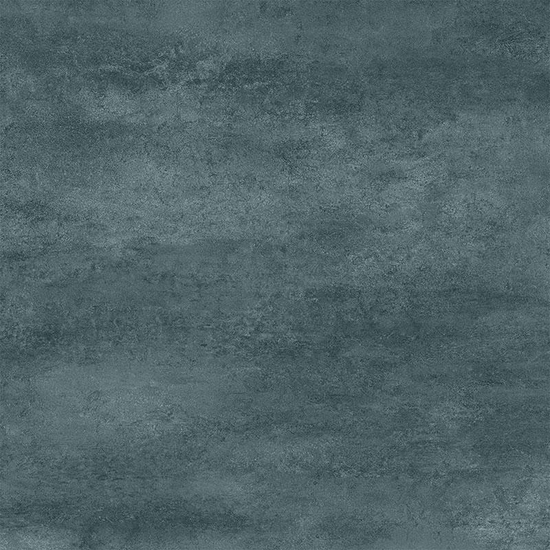 Våtrumsmatta Tarkett Aquarelle Rust Metal Dark Aqua