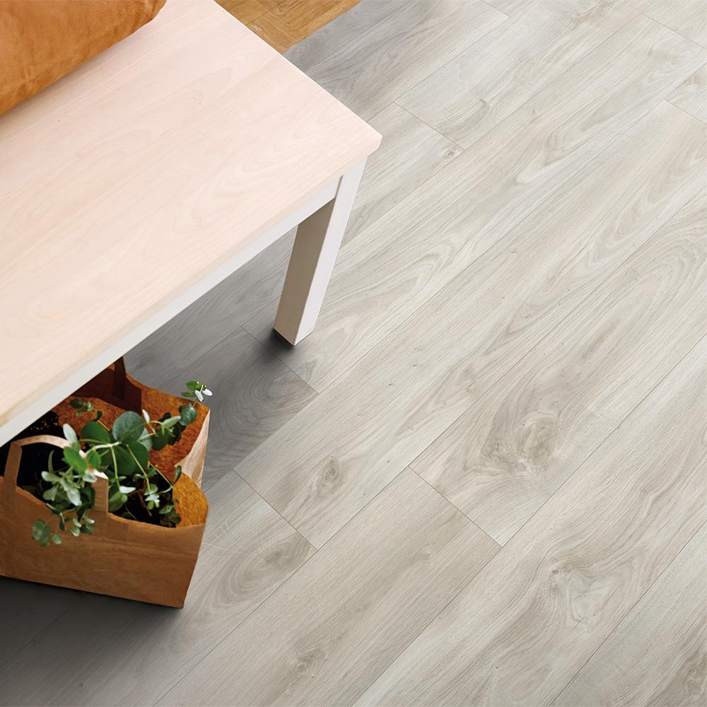 Vinylgolv Pergo Classic Plank Soft Grey Oak 1-Stav