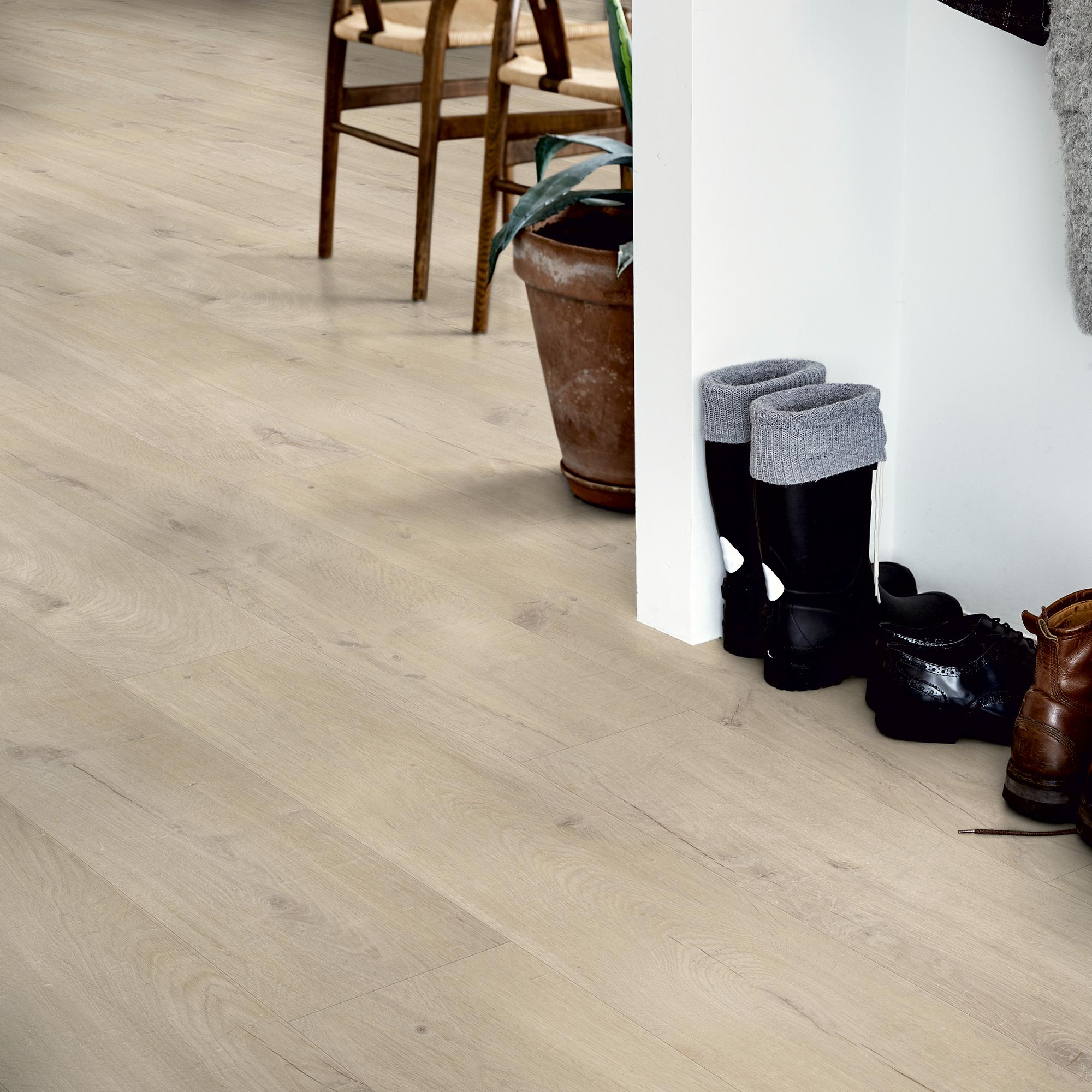 Vinylgolv Pergo Modern Plank Sand Beach Oak 1-Stav