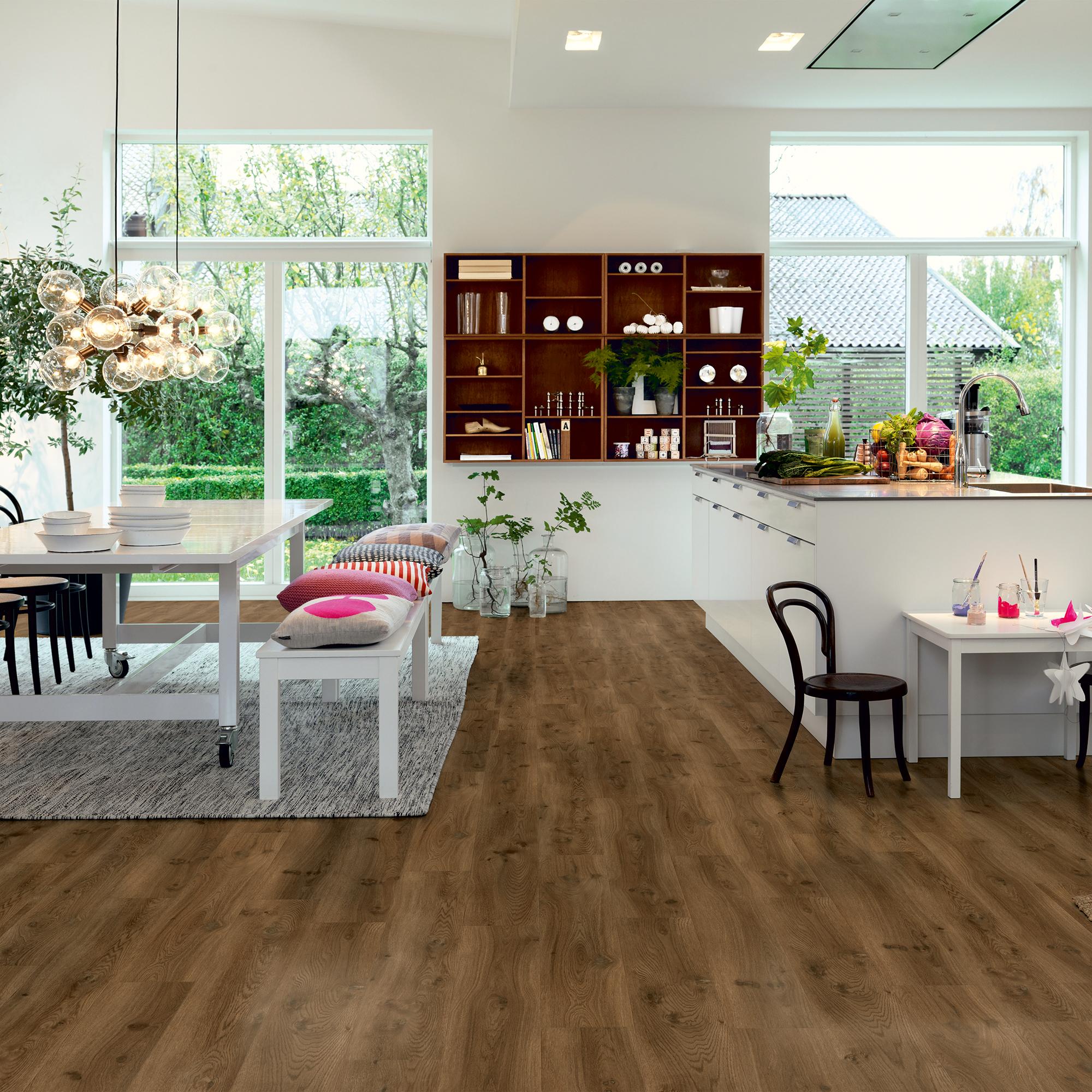 Vinylgolv Pergo Classic Plank Modern Coffee Oak 1-Stav