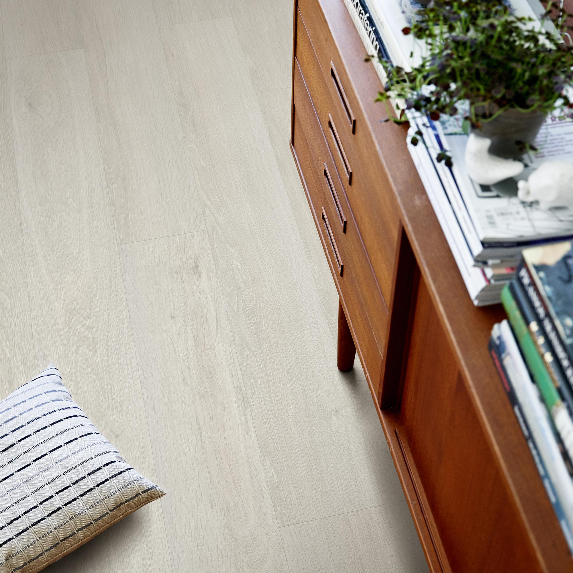 Vinylgolv Pergo Modern Plank Grey Washed Oak 1-Stav